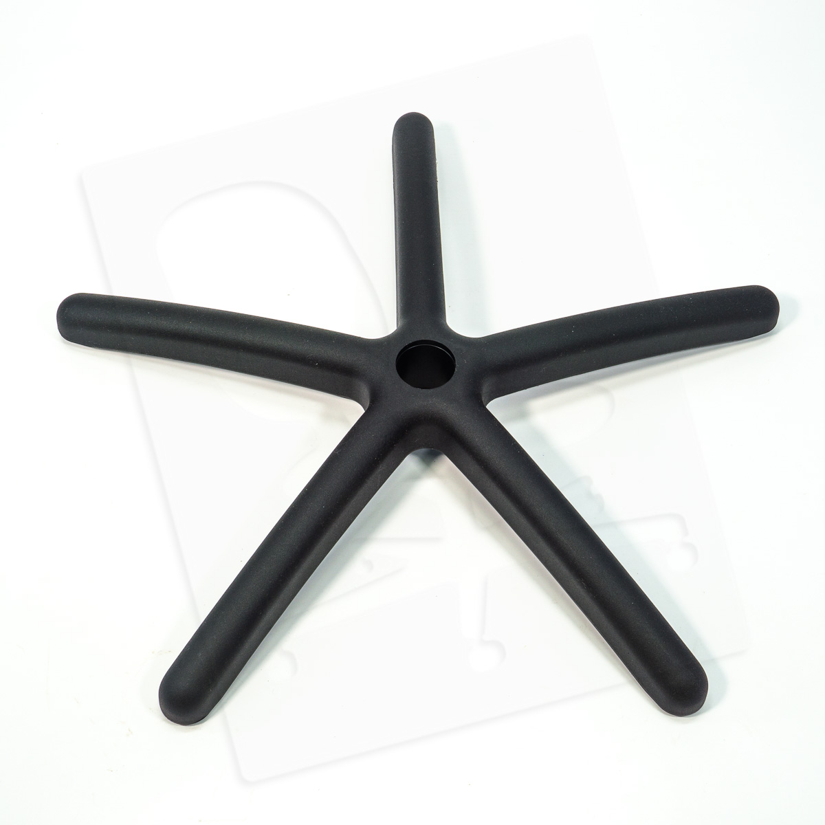 Crandall Office Furniture Aftermarket 28 inch Nylon Office hair Base 0001