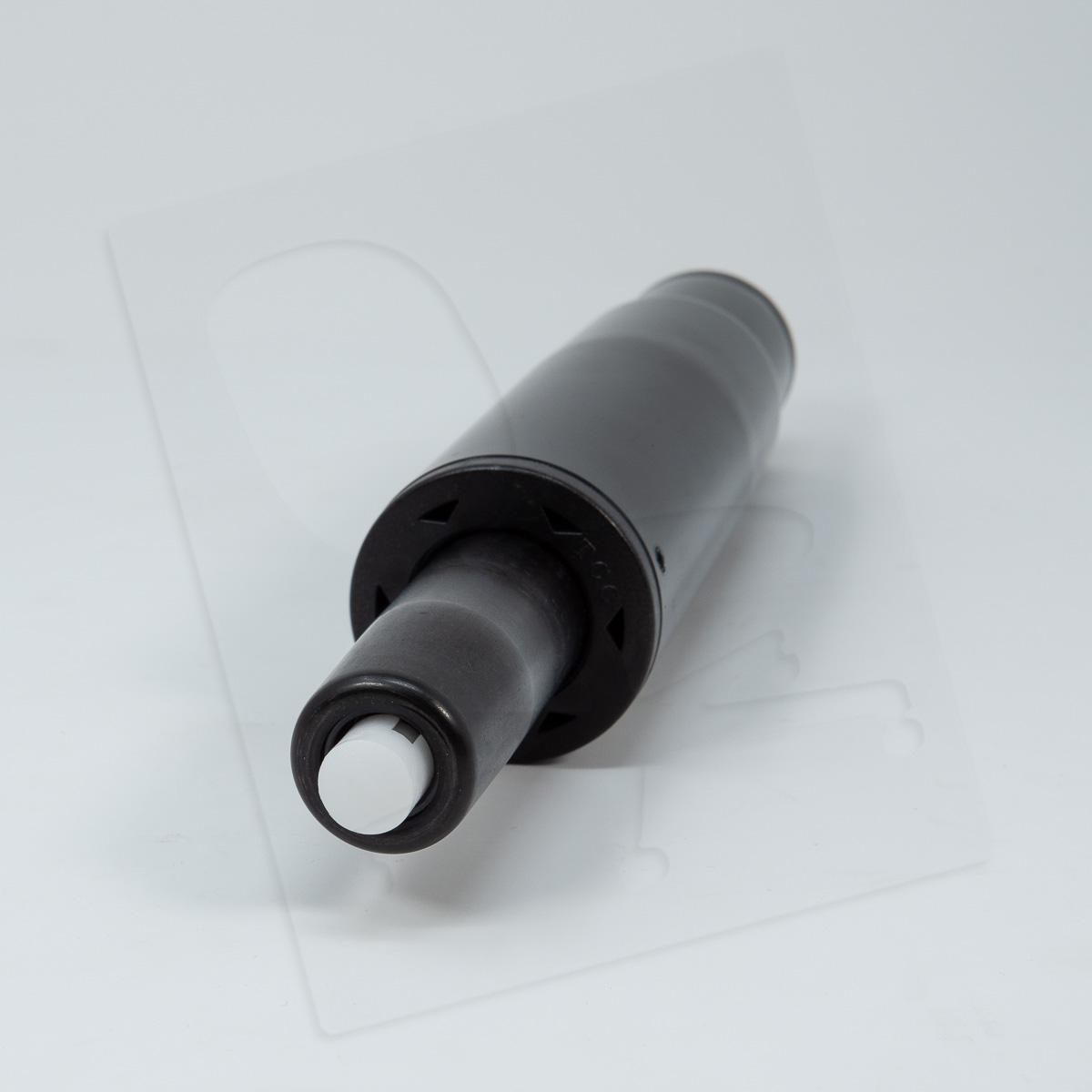 Crandall Office Furniture Aftermarket Haworth Improv (2002-Present) 10 inch Stool Gas Cylinder 0002