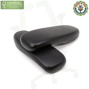 Crandall Office Furniture Aftermarket Herman Miller Aeron Arm Pads 00