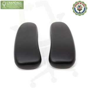 Crandall Office Furniture Aftermarket Herman Miller Aeron Arm Pads 002