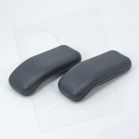 Crandall Office Furniture aftermarket replacement Herman Miller Equa Arm Pads - Grey 0001