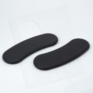 Crandall Office Furniture Aftermarket Generic Universal Arm Pads Style 3 003