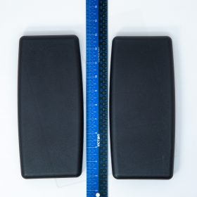 Crandall Office Furniture Aftermarket Generic Universal Arm Pads Style 4 006