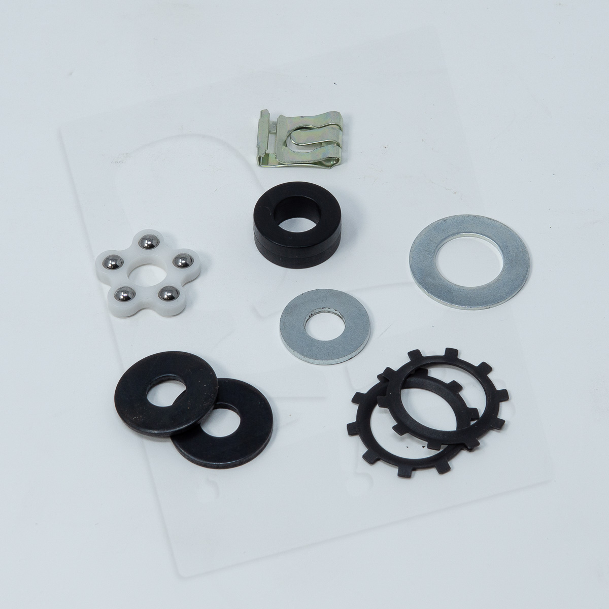 Crandall Office Furniture Aftermarket Office Chair Gas Cylinder Bearing Kit - Steelcase Lock Ring Style 0001