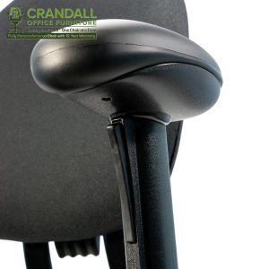Crandall Office Furniture Remanufactured Steelcase 453 Criterion Office Chair with 12 Year Warranty 0008