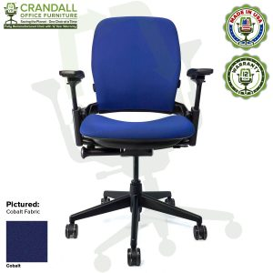 Crandall-Office-Remanufactured-Steelcase-462-V2-Leap-Chair-Color-Cobalt