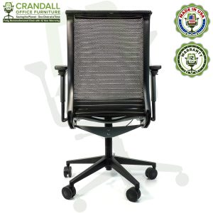 Crandall Office Furniture Remanufactured Steelcase Think Chair with 12 Year Warranty - 05
