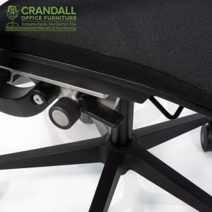 Crandall Office Furniture Remanufactured Steelcase 465 Think Mesh Back Office Chair with 12 Year Warranty 0006