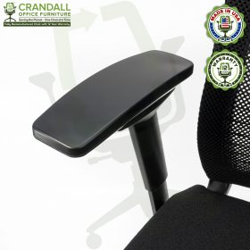 Crandall Office Furniture Remanufactured Steelcase Think Chair with 12 Year Warranty - 07