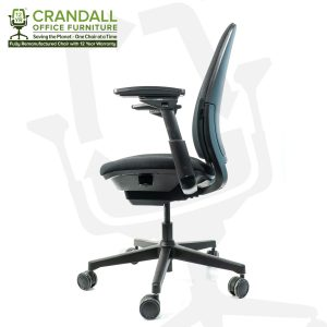 Crandall Office Furniture Remanufactured Steelcase 482 Amia Office Chair with 12 Year Warranty 0003