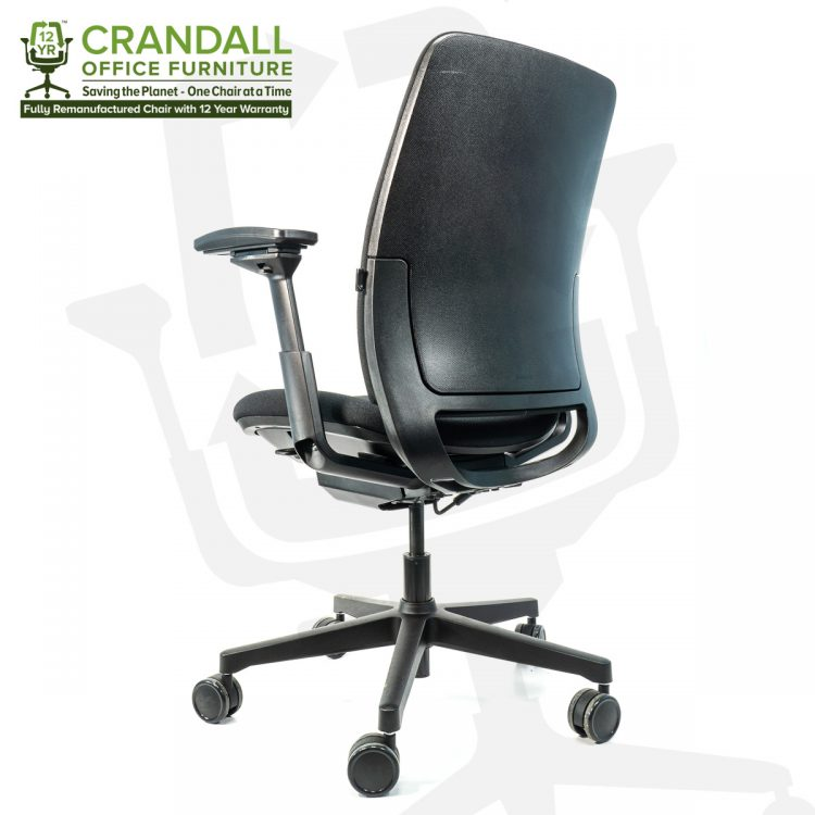 Crandall Office Furniture Remanufactured Steelcase 482 Amia Office Chair with 12 Year Warranty 0004