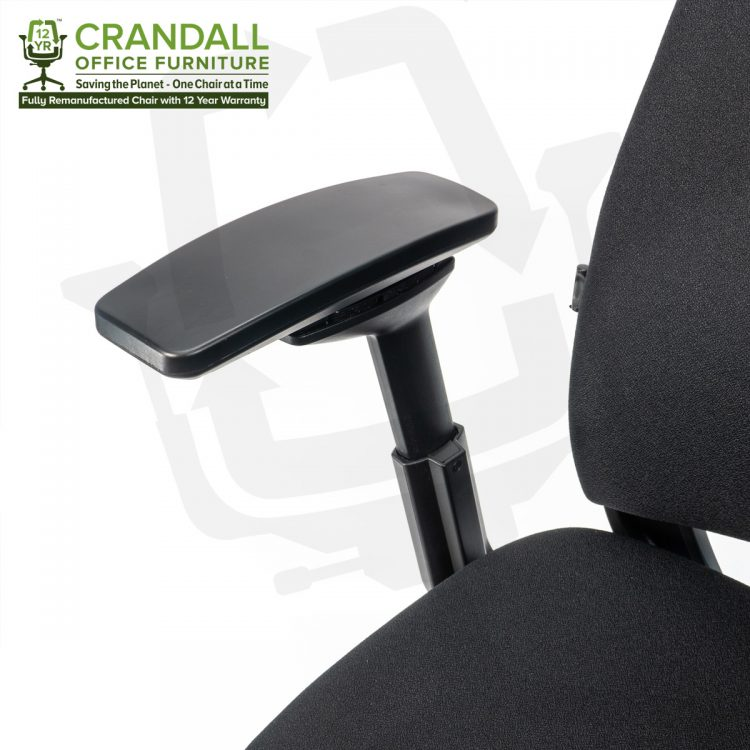 Crandall Office Furniture Remanufactured Steelcase 482 Amia Office Chair with 12 Year Warranty 0008