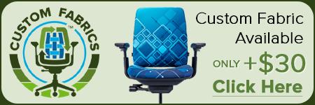 Custom Fabric Available Steelcase Amia Chair
