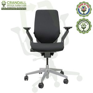 Crandall Remanufactured Steelcase Gesture Chair 01