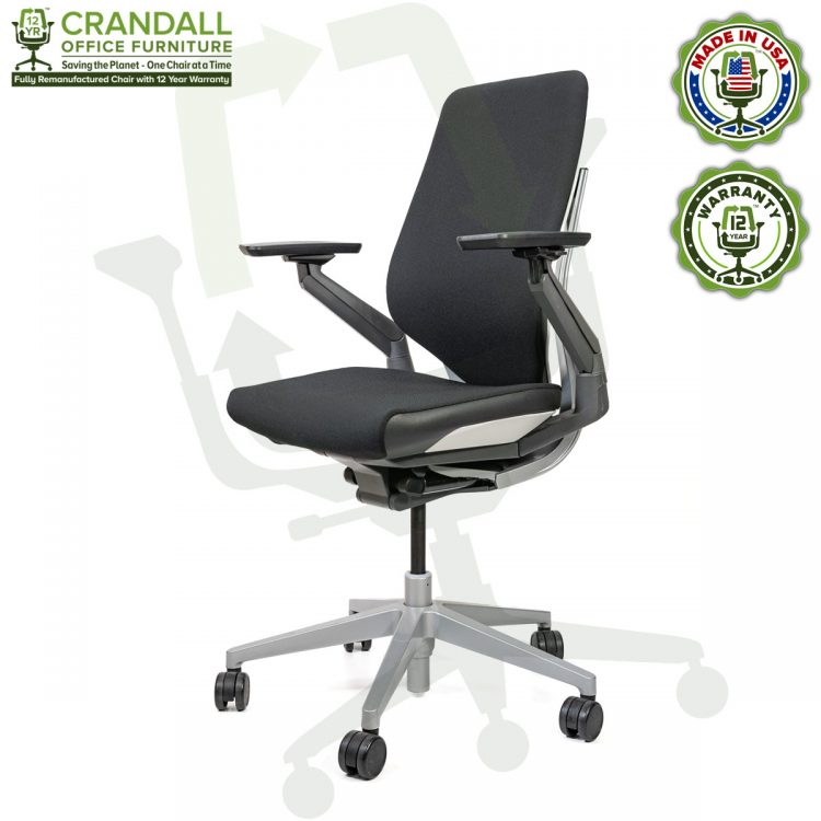 Crandall Remanufactured Steelcase Gesture Chair 02