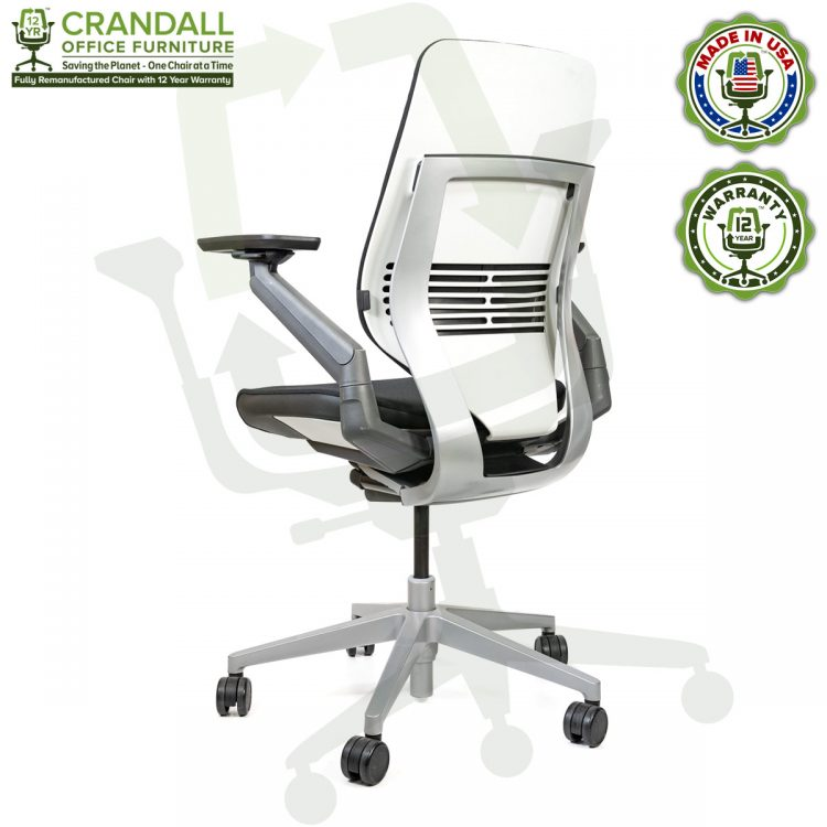 Crandall Remanufactured Steelcase Gesture Chair 04