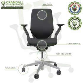 Crandall Remanufactured Steelcase Gesture Chair 06