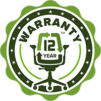 Crandall Office - 12 Year Warranty Seal