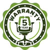 ErgomatIQ 5 Year Warranty