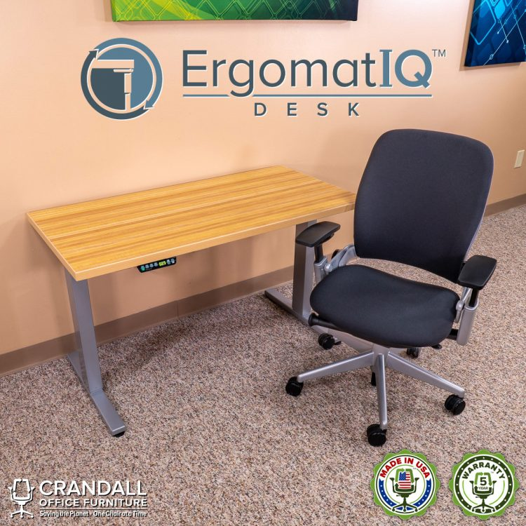 Crandall-Office-Furniture-ErgomatIQ Height-Adjustable-Desk-015