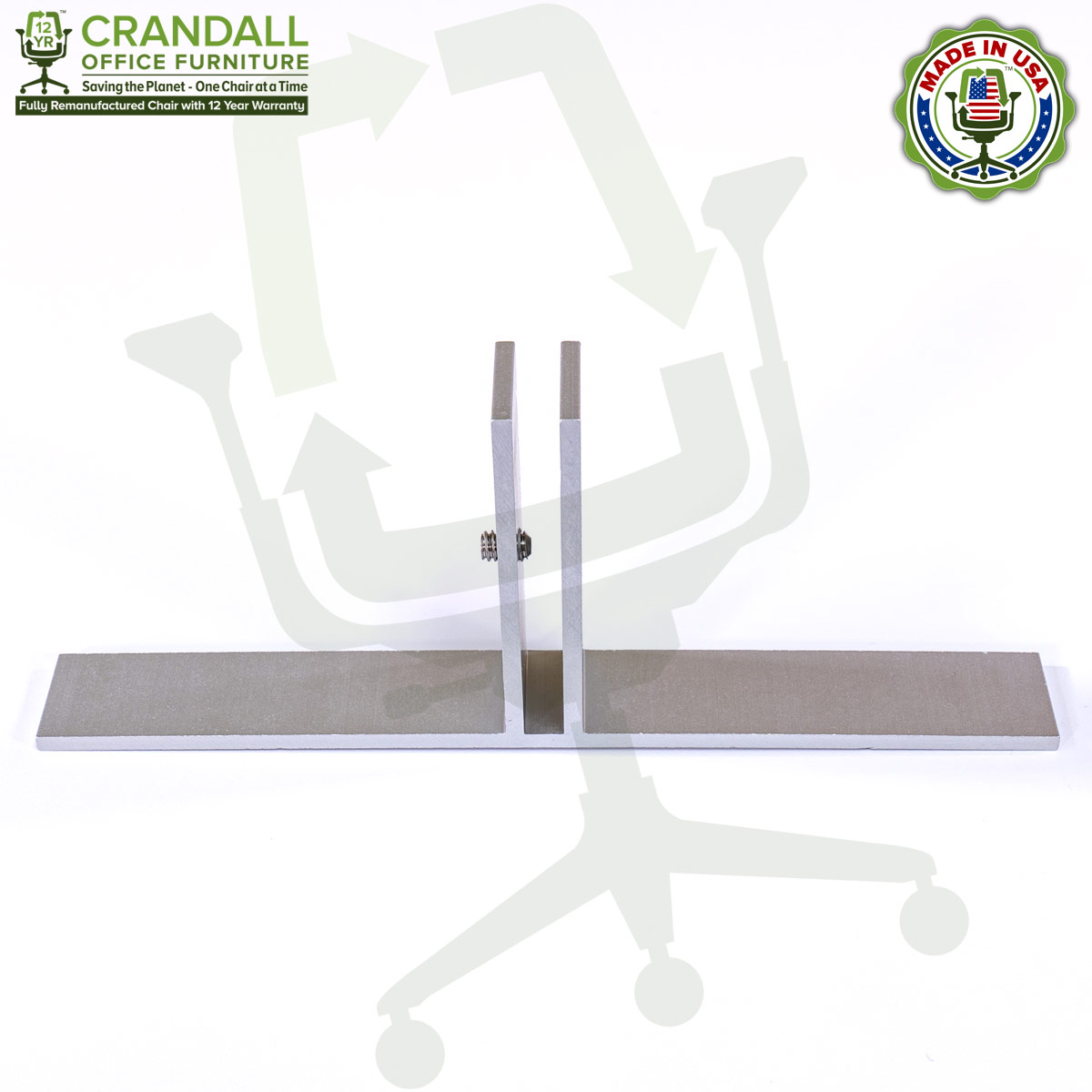 Table Top Free Standing Plexiglass & Acrylic Barrier Brackets 0002