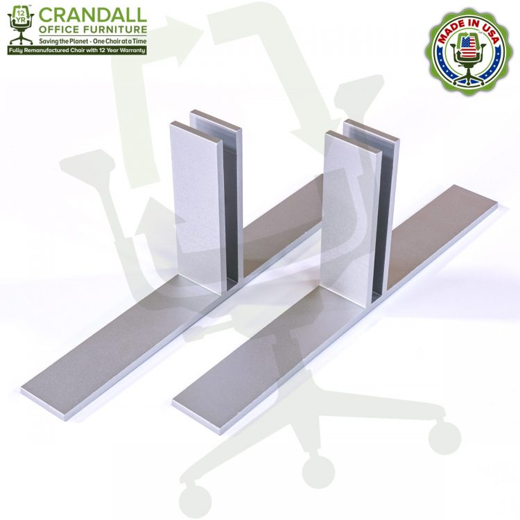 Table Top Free Standing Plexiglass & Acrylic Barrier Brackets 0005