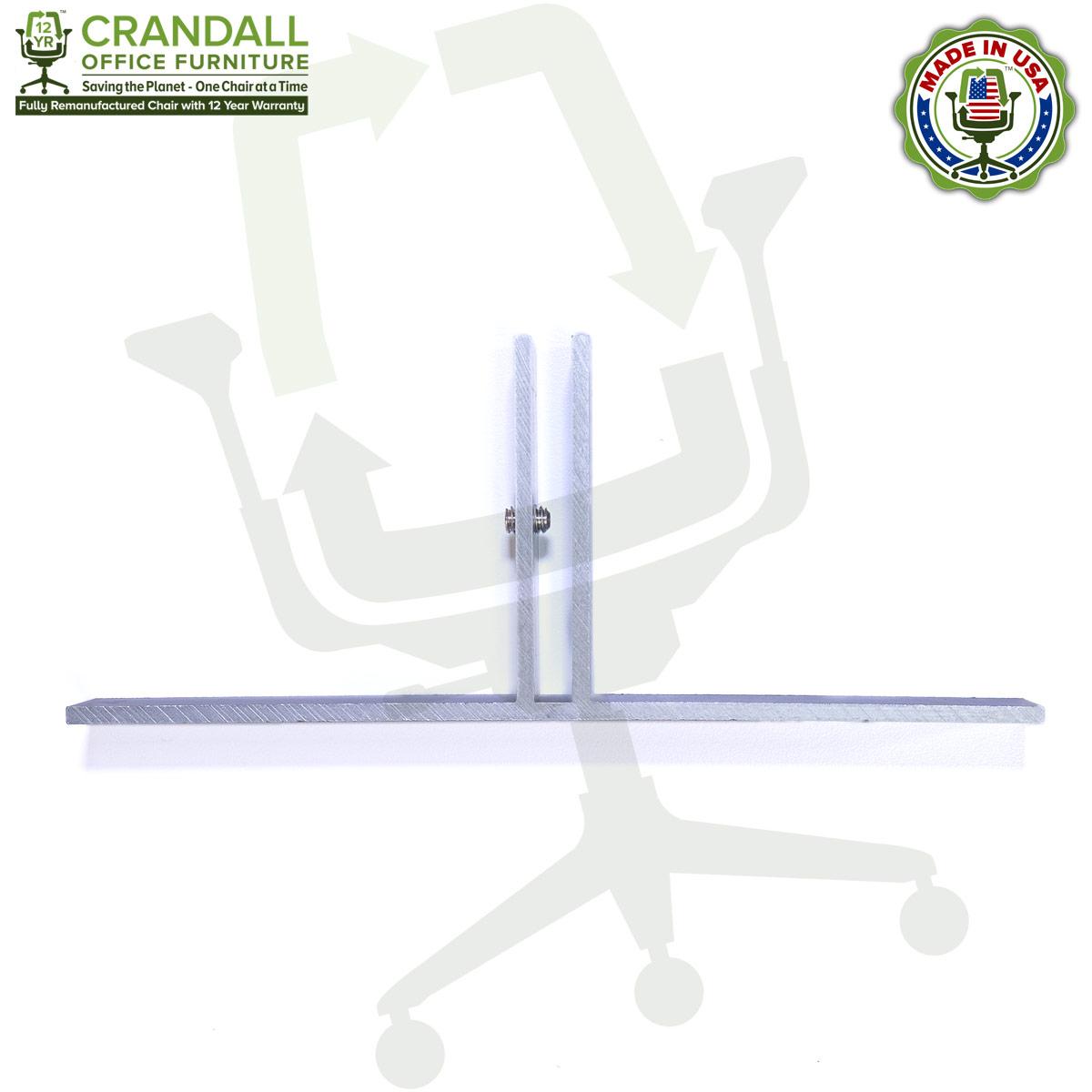 Table Top Free Standing Plexiglass & Acrylic Barrier Brackets 0007