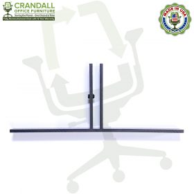 Table Top Free Standing Plexiglass & Acrylic Barrier Brackets 0008