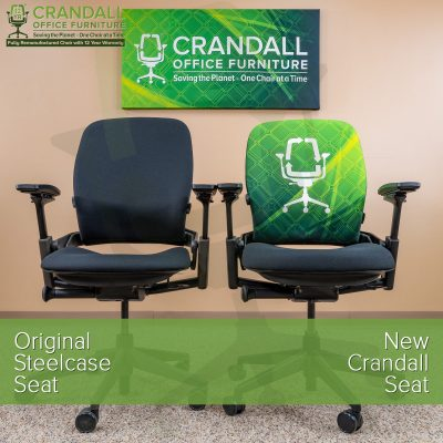 Crandall Office New Steelcase Leap Seat 07