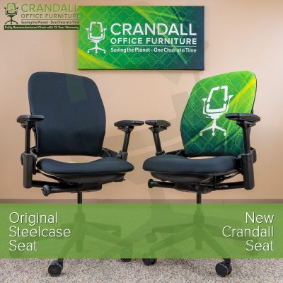 Crandall Office New Steelcase Leap Seat 08
