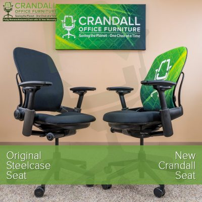 Crandall Office New Steelcase Leap Seat 09