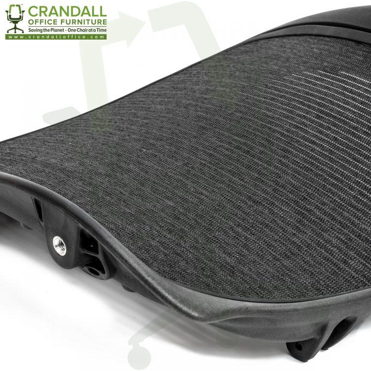 Herman Miller Aeron Replacement Seat Pan Seat Mesh Assembly 0009