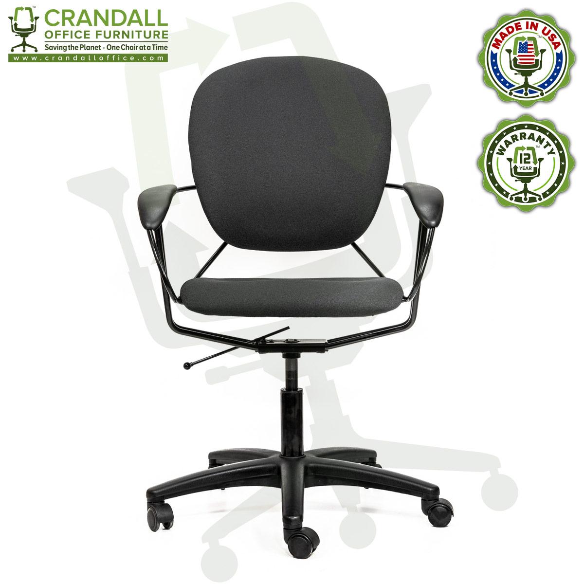 Remanufactured Steelcase Turnstone TS311 Uno Chair - 01