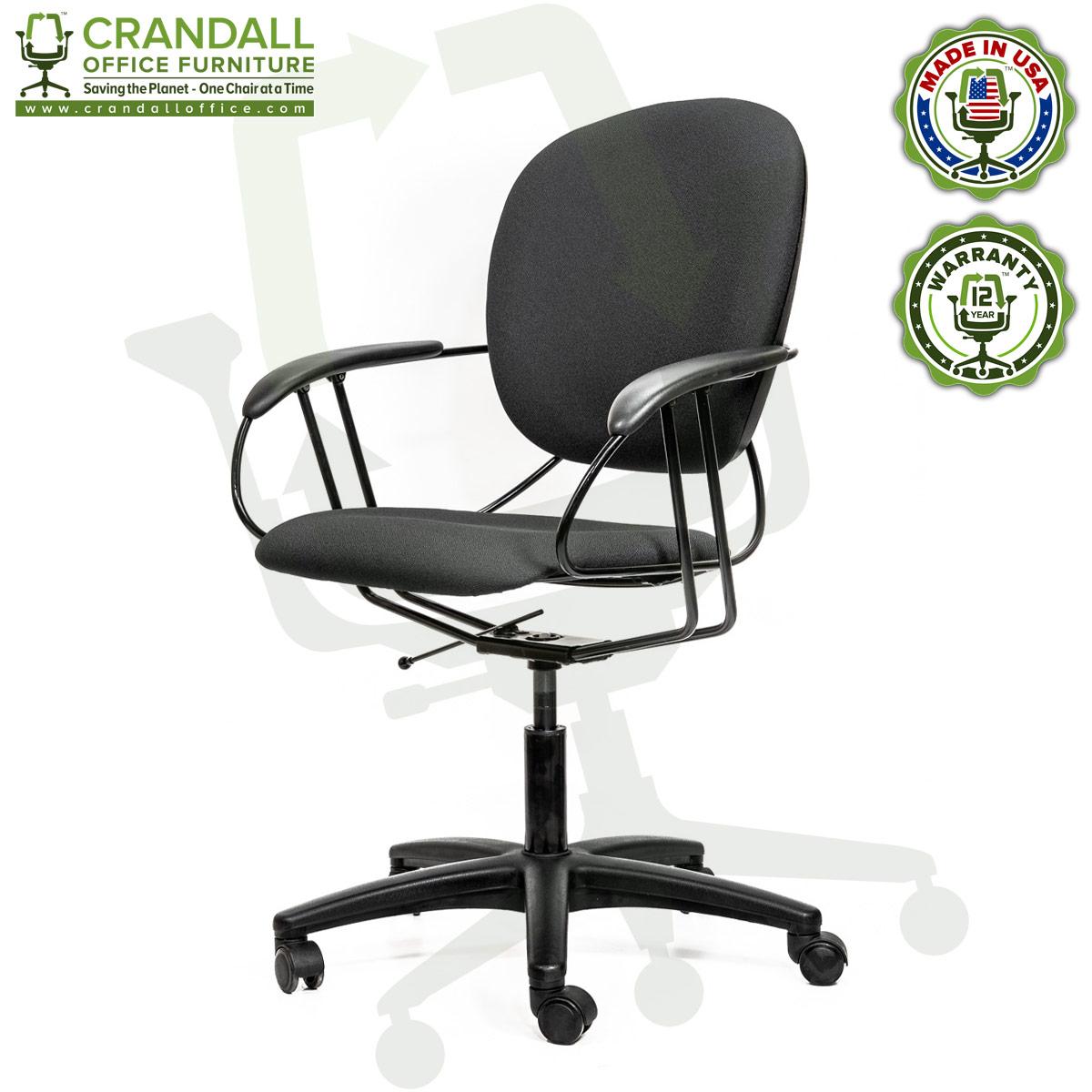 Remanufactured Steelcase Turnstone TS311 Uno Chair - 02