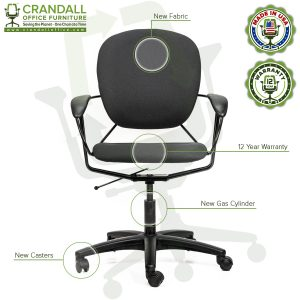 Remanufactured Steelcase Turnstone TS311 Uno Chair - 06