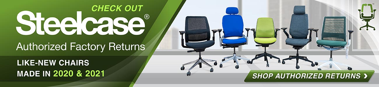 Shop Steelcase Authorized Factory Returns