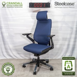 Steelcase Authorized Factory Returns - Steelcase Gesture - 0001