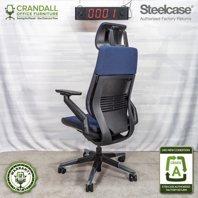 Steelcase Authorized Factory Returns - Steelcase Gesture - 0001 2