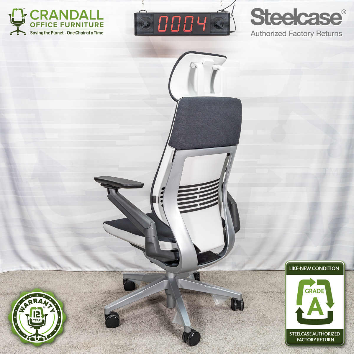 Steelcase Authorized Factory Returns - Steelcase Gesture - 0004 2