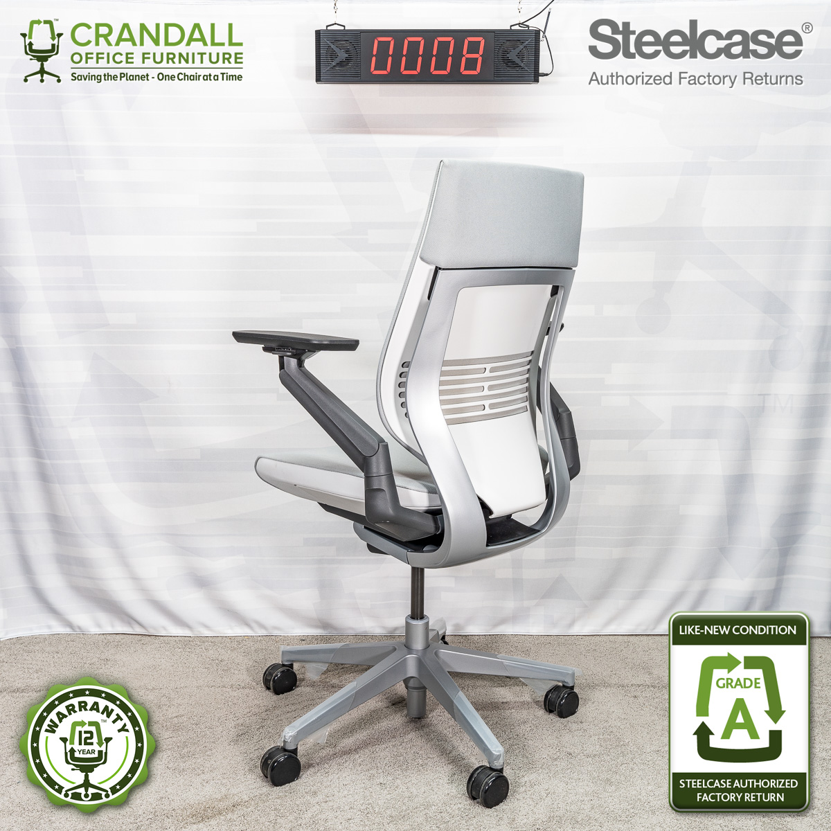 Steelcase Authorized Factory Returns - Steelcase Gesture - 0008 2