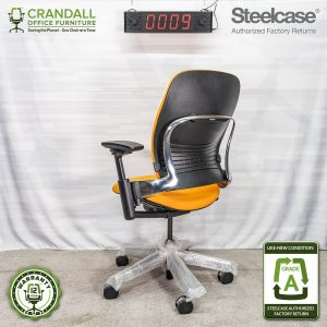 Steelcase Authorized Factory Returns - Steelcase V2 Leap - 0009 2