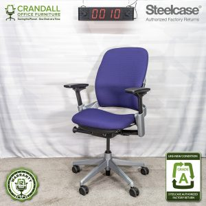 Steelcase Authorized Factory Returns - Steelcase V2 Leap - 0010