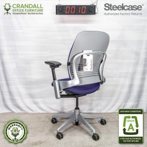 Steelcase Authorized Factory Returns - Steelcase V2 Leap - 0010 2