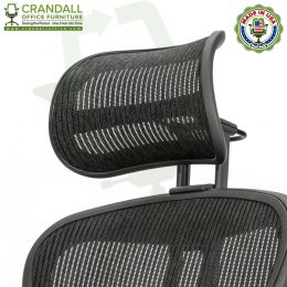 Atlas Suspension Headrest for Herman Miller Aeron Classic Chair 02