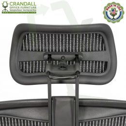 Atlas Suspension Headrest for Herman Miller Aeron Classic Chair 03