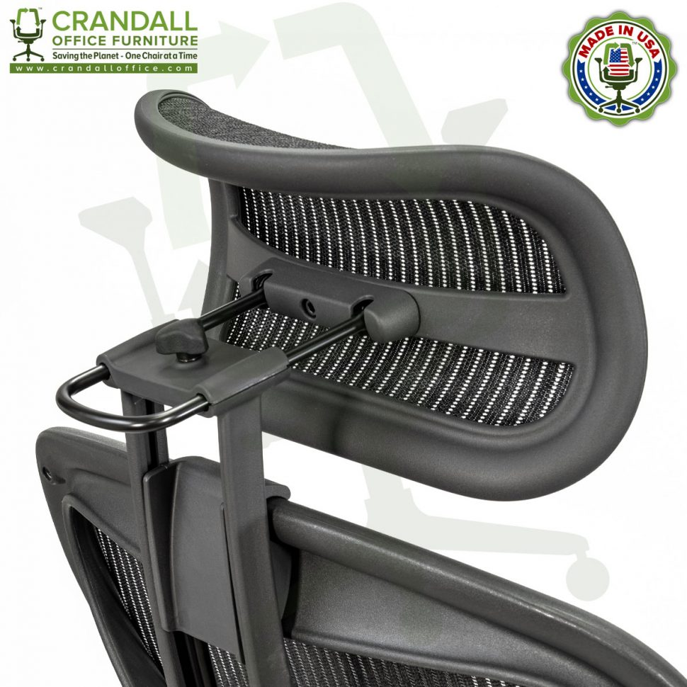 Atlas Suspension Headrest for Herman Miller Aeron Classic Chair 04