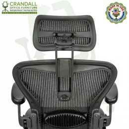 Atlas Suspension Headrest for Herman Miller Aeron Classic Chair 06