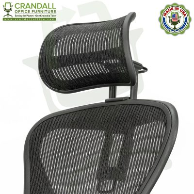 Atlas Suspension Headrest for Herman Miller Aeron Classic Chair 10