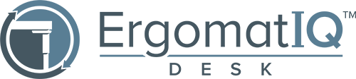 Crandall Office ErgomatIQ Electric Height Adjustable Desk Logo