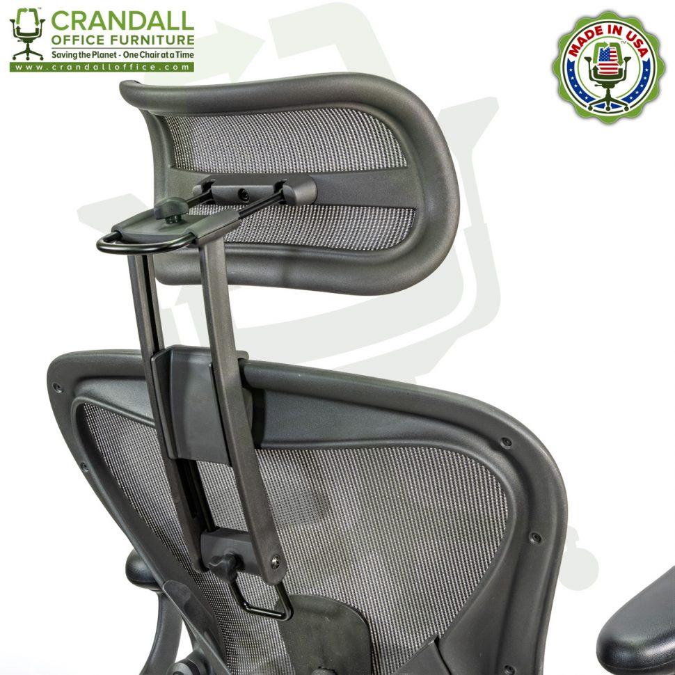 Atlas Suspension Headrest for Herman Miller Aeron Remastered Chair 0002